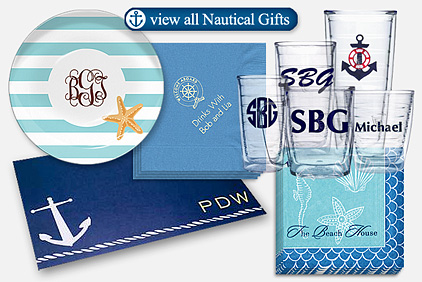 Nautical Gift Ideas 1