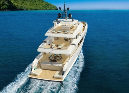 The Caribbean Monito - A New Take On Superyacht Life Below 500 GT 1